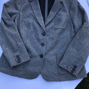 Talbots Unlined Jacket, Sz16